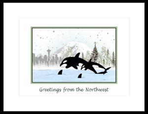 SP 36 - orcas seattle christmas
