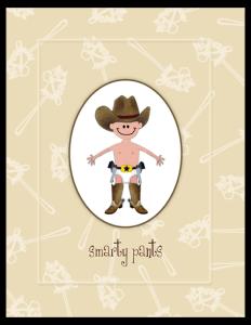 BB 16b - cowboy kid