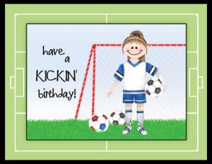 BB 26 - soccer kid