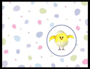 ES 06b - polka dot chick