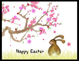 ES 10a - bunny blossoms